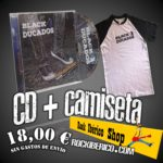 Black Ducados | CD + Camiseta